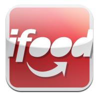 Resultado de imagem para ifood logo